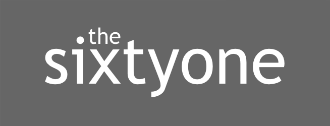 thesixtyone press logo